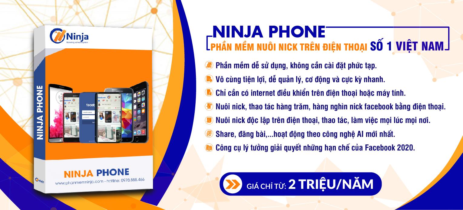 phần mềm Ninja Phone