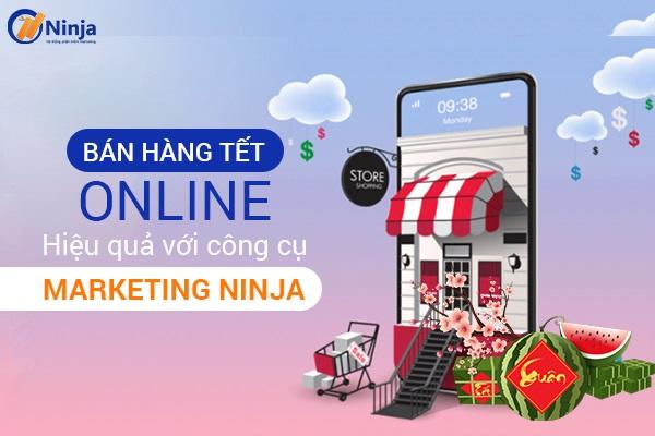 Phần mềm bán hàng Tết online hiệu quả
